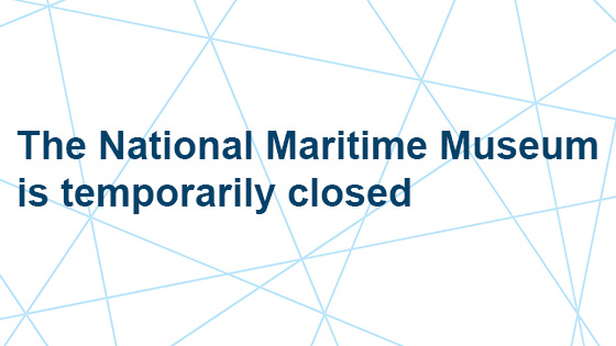 The National Maritime Museum is temporarily closed