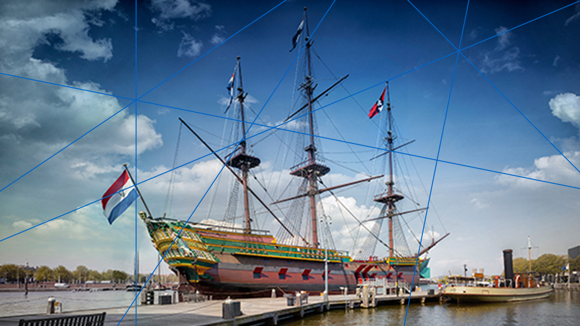 help us restore the East Indiaman Amsterdam